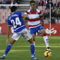 Imagen del encuentro entre Granada CF y Real Oviedo | Foto: J. Jiménez