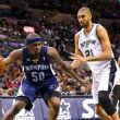 Live Spurs - Grizzlies, le match en direct