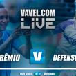 Grêmio vence o Defensor-URU pela Taça Libertadores 2018 (1-0)