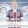 Bahia anuncia zagueiro Douglas Grolli, 11ª contratação para 2018