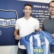 Grujic llega al Hertha BSC