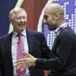 Pep Guardiola reportedly prefers Manchester United move to City