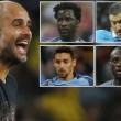 Manchester City, problemi in uscita per Guardiola