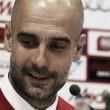 """Pep Guardiola: """"Quiero dedicar este título a Jupp Heynckes"""""""