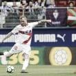 Calleri vs Guidetti: más que goleadores, luchadores