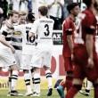 Borussia Mönchengladbach 2-1 Bayer Leverkusen: Foals force through weakened Werkself