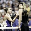 Previa María Sharapova - Simona Halep: una batalla de números uno