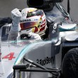 Formula 1 - Super Hamilton: pole ad Austin davanti a Vettel