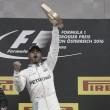 GP Austria: Hamilton-Rosberg contatto all'ultimo giro, ma il trionfo è per l'inglese
