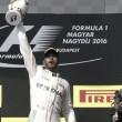 Hamilton trionfa in Ungheria e vola in testa alla classifica
