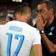 """Napoli, la carica di Hamsik: """"Scudetto? Stiamo facendo bene, continuiamo così. Juve? Prima l'Udinese"""""""