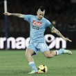 Napoli - Sassuolo: Napoli look to keep lead in Serie A