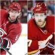 Carolina Hurricanes, Calgary Flames work draft day deal