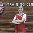Heather O'Reilly signs with Arsenal Ladies