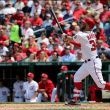 Bryce Harper's 3 HR Give Washington Nationals 7-5 Win Over Miami Marlins