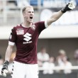 "Hart: ""I was happy at Manchester City."""