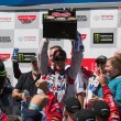 Kevin Harvick wins Toyota Savemart 350 at Sonoma, Stewart-Haas Racing picks up 1-2 finish