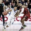 Un CAI Zaragoza tocado en liga despunta en la Eurocup