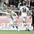 Borussia Mönchengladbach 5-0 Hertha BSC: Gladbach hit top four rivals for five