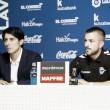 """Héctor Hernández: """"Tenía muchas ganas de venir aquí"""""""