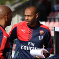 Henry previously had a coaching role with Arsenal | Photo: Joshjdss - Flickr.