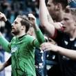 El Hamburgo se estrella con Baumann