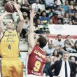 Gran Canaria asalta el Palacio de los Deportes