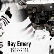 Fallece Ray Emery a los 35 años de edad