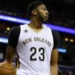 """NBA, Anthony Davis e i New Orleans Pelicans: """"Siamo stufi di perdere"""""""