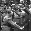 El papel de las distintas religiones durante el nazismo