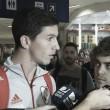 Nacho Fernández: ''Conseguimos lo que fuimos a buscar''