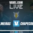 Jogo Palmeiras x Chapecoense AO VIVO hoje no Campeonato Brasileiro 2017 (0-0)