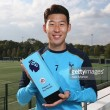 Heung Min Son wins Premier League Player of the Month