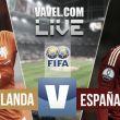 España vs Holanda en vivo y en directo online 2015