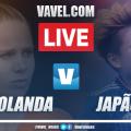 Resultado Holanda 2x1 Japão na Copa do Mundo Feminina 2019