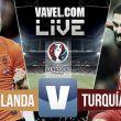 Resultado Holanda vs Turquía (1-1)