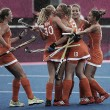Holanda vence Argentina e está classificada para a semifinal do hóquei feminino