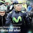 Nairo Quintana, deportista colombiano del año