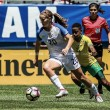 Lindsey Horan out, Jaelin Howell in for USWNT friendlies