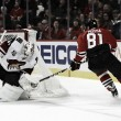 Arizona Coyotes blanked by Chicago Blackhawks