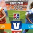 Houston Dash vs Chicago Red Stars Live Scores, Updates and Result of 2018 NWSL (0-0)