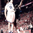 """Harden y sus """"benchman"""" superaron a Durant"""