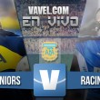 Boca Juniors vs Racing EN VIVO online (4-2)