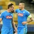 Champions League - Spettacolo al San Paolo, il Napoli abbatte il Benfica (4-2)