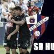 SD Huesca 2016/2017: un salto de calidad