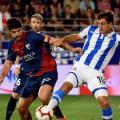 Previa Real Sociedad - Huesca: un duelo de realidades distintas en La Liga
