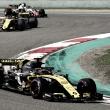 Bell, decepcionado por el nivel de Renault