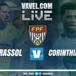 Resultado e gols do jogo Mirassol 2x3 Corinthians no Campeonato Paulista 2017