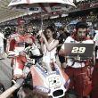 """Andrea Iannone: """"Para mí es vital terminar cuarto en el campeonato"""""""