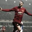 Zlatan salva de nuevo al Manchester United ante el Blackburn Rovers